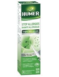 Humer Stop Allergies : prévention et traitement des symptômes de la rhinite allergique
